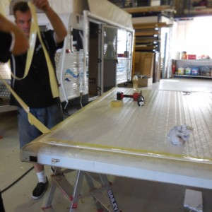 Jayco Roof Re Build